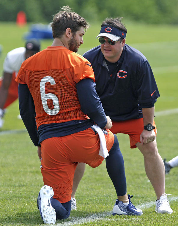 Ten Reasons to Give a Damn 2016: Dowell Loggains to Control Offense