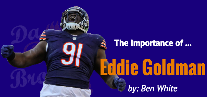 Importance of Eddie Goldman