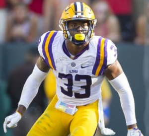 Jamal Adams out of LSU